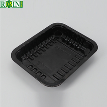 Food Grade Thermoformed Blister Plastic PP Meal Tray