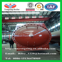 National Class A industrial sterilization autoclave for milk beverage