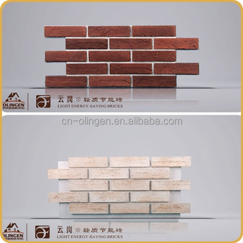 Foam brick decorative wall panels buy xps foam brick - Brick decorative wall panels ...