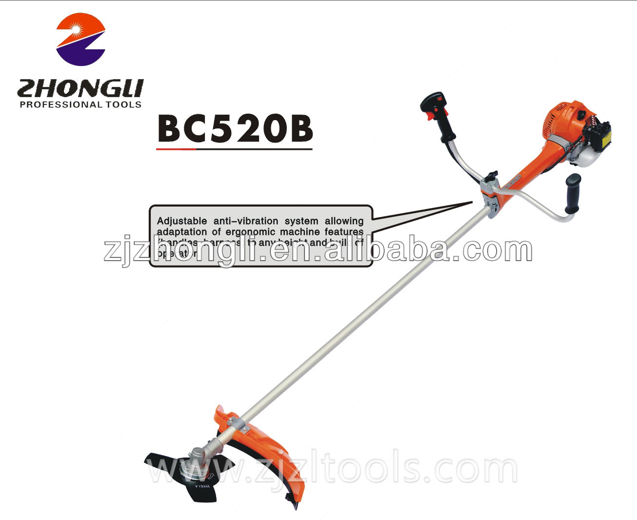 BC520 Brush Cutter
