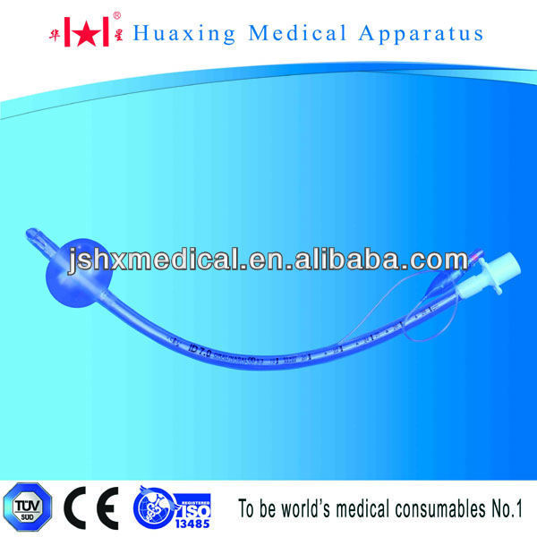 high quality disposable medical sterile endotracheal tubes
