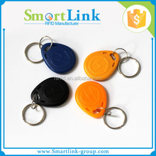 125Khz Contactless RFID Key Tag with T5577 ,entrance control