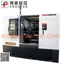 metal flangin and trimming - metal spinning machine(CNC metal spinng forming machine )