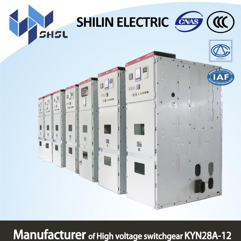 KYN28 medium voltage switchgear manufacturers