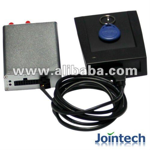 GPS Vehicle Tracker with RFID,camera,sensor,Dispatch,printer function
