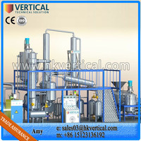 VTS-DP Vacuum Oil And Water Separator Light Oil Purifier