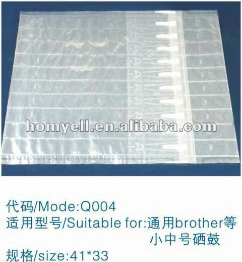 factory sell back original air bag for pack toner cartridge