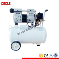 high pressure dental air compressor tank