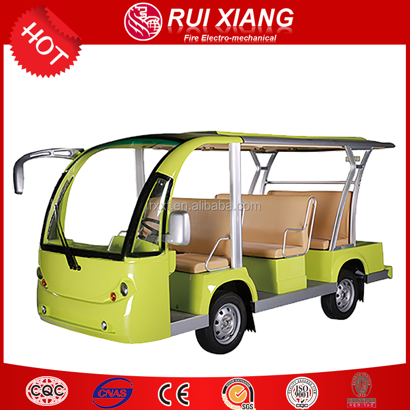 8 seats electric tourist car /sightseeing car with CE Certificate