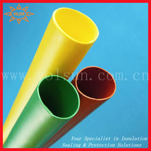 Flame Retardant Heat Shrinkable Busbar Tube for LV & MV Applications