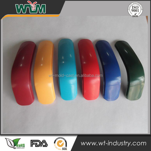 Plastic Mould Injection Multicolor Handlebar Parts Handlebar Mold Maker in China