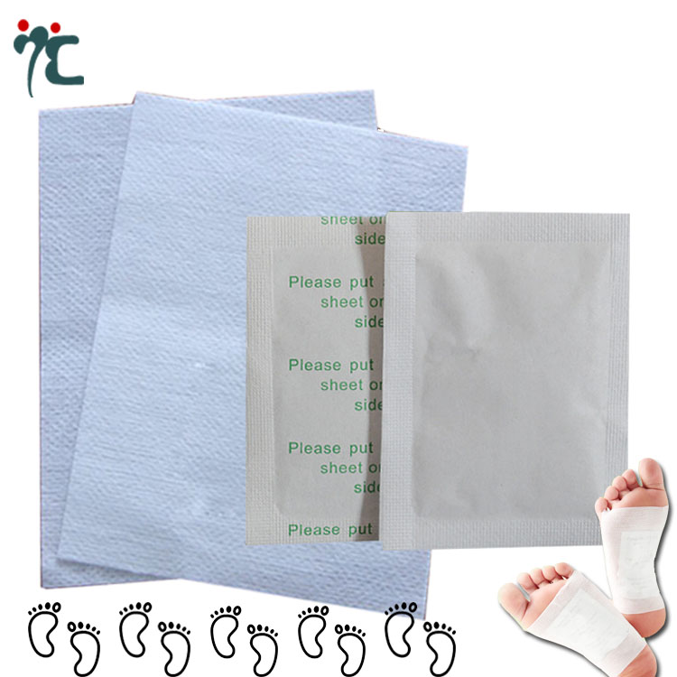 New Product Factory Price Health and Medical Tourmaline Detox Foot Patch Pads