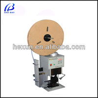 HB-2T 2014 Newest wire cut strip crimp machine/ automatic computerized cable copper electric wire stripper with china supplier