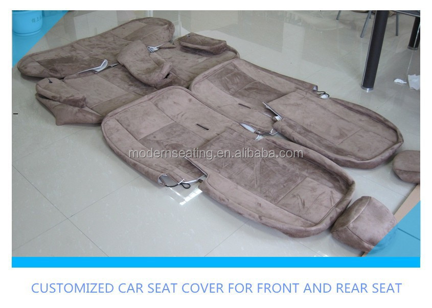 polyester car seat cover auto seat cover customized full set