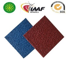 Sports Track Surfaces/Rubber Playground Flooring