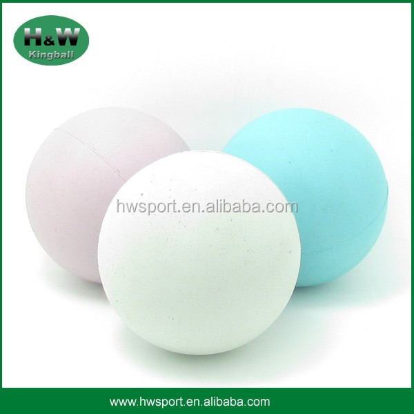 solid foam rubber pet toy ball