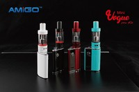 aluminum 50W mini box mod colorful e cigarette mod electronic cigarette