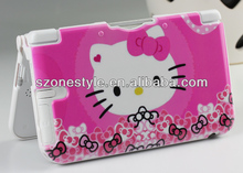 Cat hard cover case for 3ds xl