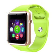 Automatic Smart Phone Watch for IOS and Android with Bluetooth Touch Screen WIFI GPS Speaker Synchronization with Phone Sim