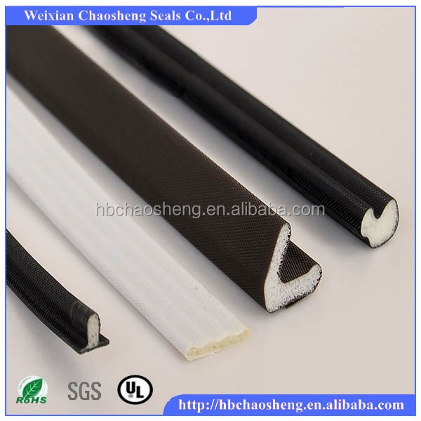 hot sale wooden window q lon pu weatherstrip