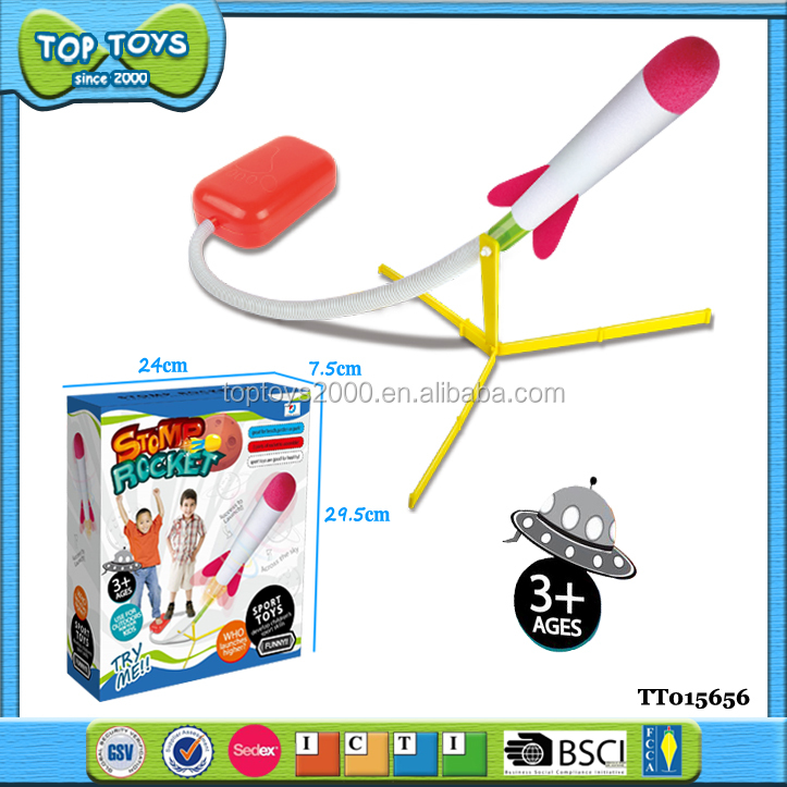 toys factory cool super foam ultra stomp rocket air pump toys for kids