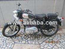 1984 Military Royal Enfield of WWII with brand new upgraded Greaves Lombardini 625cc