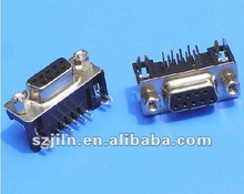 high quality 9 pin mini d-sub connector