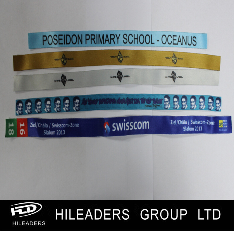 BS94 Sublimation Printed Bracelet Polyester Material