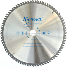 Hot Sale TCT circular saw blade for cutting Aluminium stainless steel
