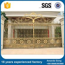 Popular Style Modern Electric Driveway Gate Gates Cost