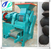Powdery materials briquette machine/briquette making machine/ball press machine