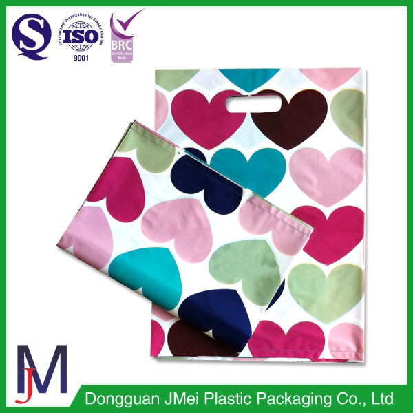 eco-friendly PP material shopping bag 1kg for book shopping plastic bags