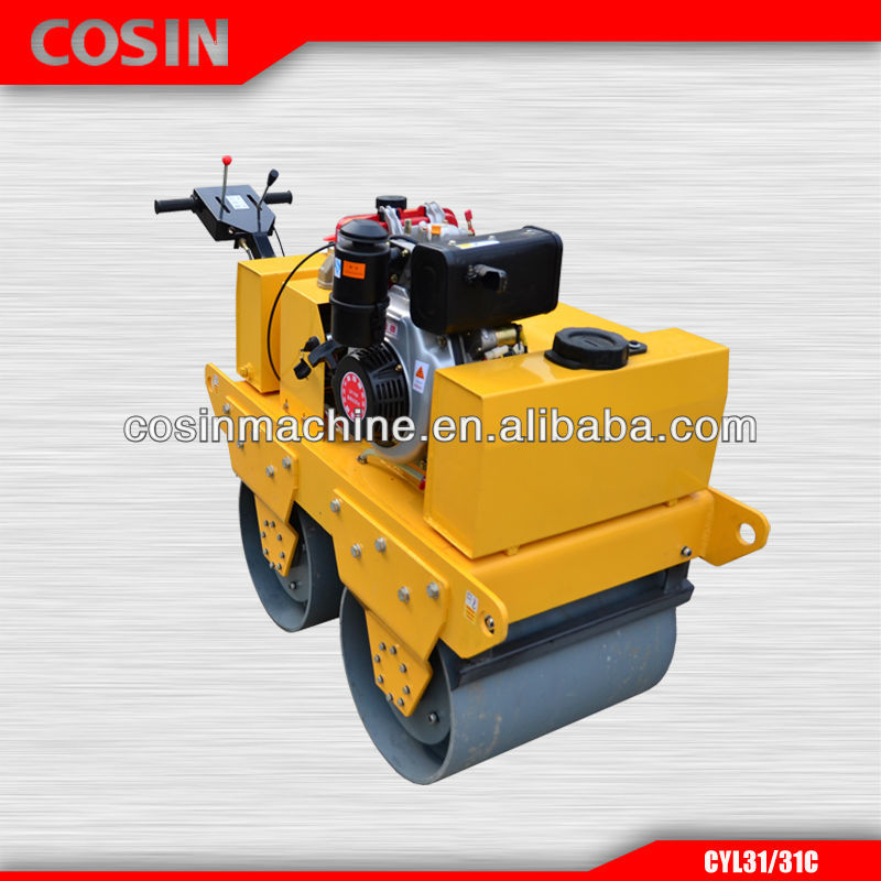 Cosin CYL31C vibratory tamping roller