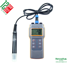 Handheld IP67 5 in 1 Multiparameter Water Qaulity Tester Dissolved Oxygen Meter PH Conductivity Salinity Temperature Meter