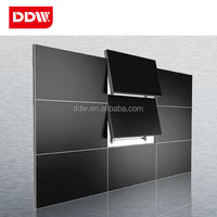 Exhibition product display 55 Inch LG Video Wall Panel 3.5mm smallest bezel monitor