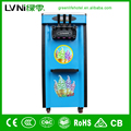50L 3 in 1 floor standing ice cream making machine