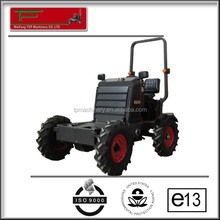 multifunction CE/EEC 4x2 mini electric truck