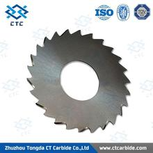 tungsten carbide circular saw blades with cutting plates for tc-rip machine for wholesales