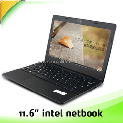 chinese mini laptop netbook/11.6 inch cheap laptop of cheaper gaming laptop