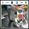 restaurant kitchen floor rubber mats with holes