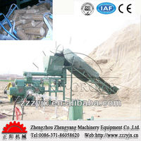 mechanical stamping type sawdust briquette machine plant