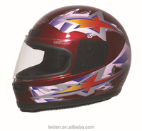 new designed motorcycle full face helmet customized colors motorbike helmets riding uv curable helmet with visor