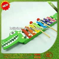 Lovely wooden xylophone baby musical toys