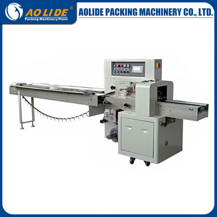 Modern electric lollipop packaging machinery