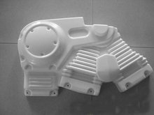 157special design thick vacuum ofrmed plastic autobike part