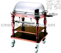 New Design Continental Roast Beef Service Wagon