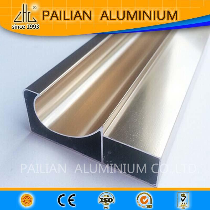 Hot Cabinet Aluminum Extrusion Profile Aluminum C Channel
