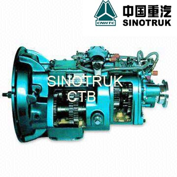 SINOTRUK HOWO Gearbox Used Trucks For Sales