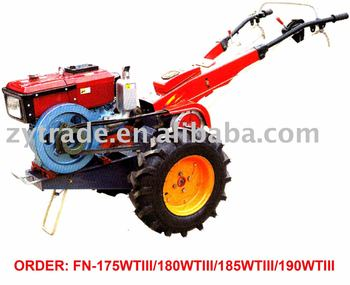walking tractor 10hp