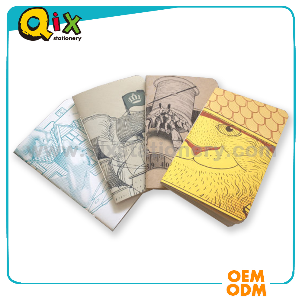 wholesale school stationery diary wtih cute notebook covers